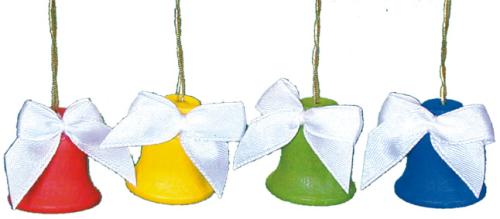 Glocken mit Schleife